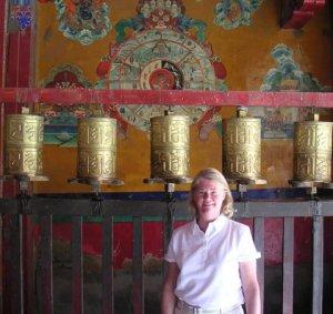 Marla Ahlgrimm - Bhutan, Tibet, Nepal Apr.2006.2006-187