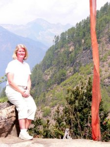 Marla Ahlgrimm - Bhutan, Tibet, Nepal Apr.2006.2006-538