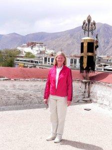 Marla Ahlgrimm - Bhutan, Tibet, Nepal Apr.2006.2006-573